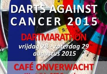 Darts Against Cancer 2015