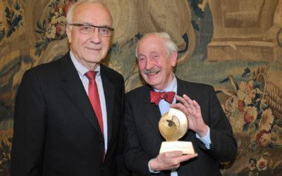 Prof. Schröder bekroond met prestigieuze Duitse prijs voor zijn verdiensten in het kankeronderzoek