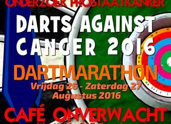 Darts Against Cancer 2016