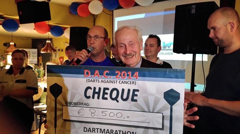 Dartmarathon 2014